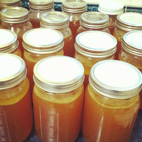 Elevenses House Bone Broth