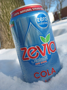 Zevia Cola Review