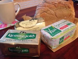Butter Group Shot Light